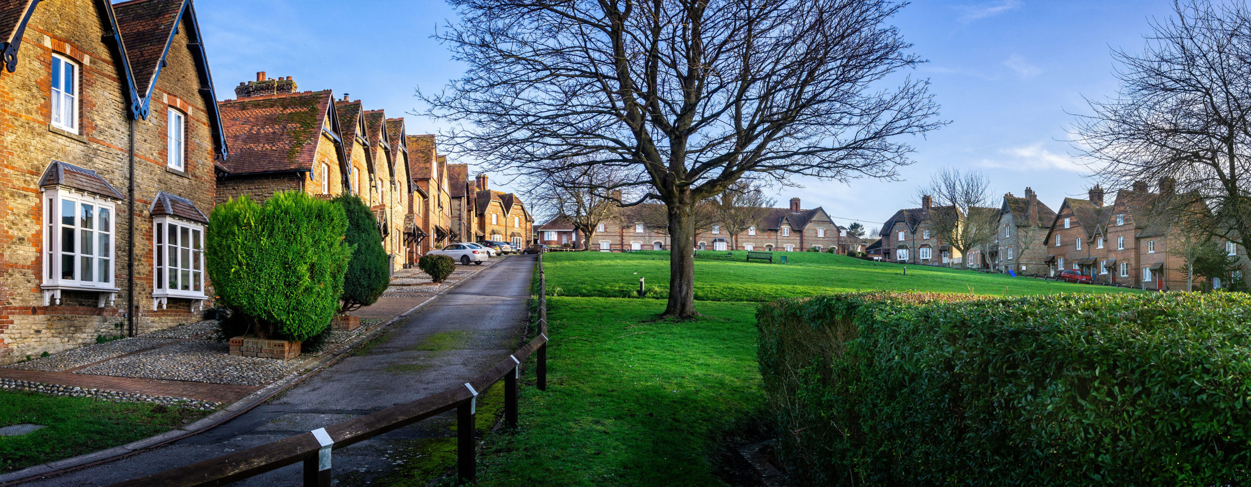 Wiltshire Village Green
